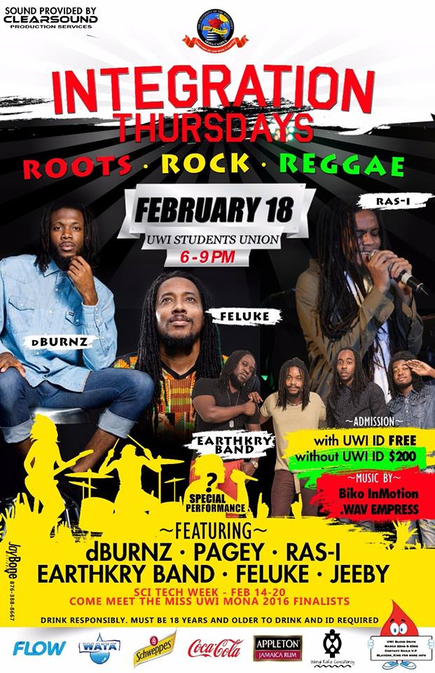 UWI-Reggae-Integration